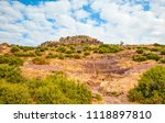 ruins of the temple of athena... | Shutterstock . vector #1118897810