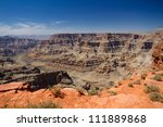 Grand Canyon At The West Rim