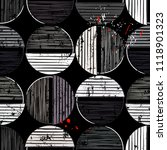 seamless geometric background...   Shutterstock .eps vector #1118901323