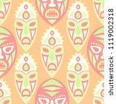 seamless background. indian... | Shutterstock .eps vector #1119002318