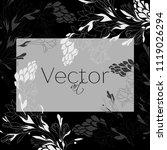 template background  vector...   Shutterstock .eps vector #1119026294