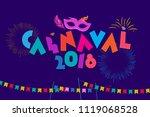 popular event in brazil....   Shutterstock .eps vector #1119068528