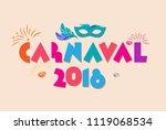 popular event in brazil....   Shutterstock .eps vector #1119068534