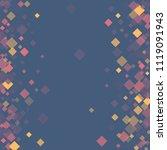 rhombus abstract minimal...   Shutterstock .eps vector #1119091943