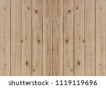 brown wood plank wall texture... | Shutterstock . vector #1119119696