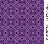 round seamless pattern ornament ...   Shutterstock .eps vector #1119146018