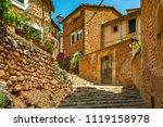 spain majorca  view of...   Shutterstock . vector #1119158978
