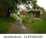 transylvania  romania   romania ...   Shutterstock . vector #1119160130