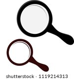 magnifying glass  search ...