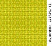 yellow pixel background ...   Shutterstock .eps vector #1119241466