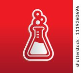 science icon vector design   Shutterstock .eps vector #1119260696