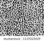 Fur Cheetah. Template. Texture...