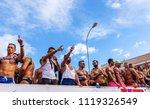 torremolinos  spain   june 2 ... | Shutterstock . vector #1119326549