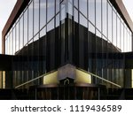computer graphic image of glass ...   Shutterstock . vector #1119436589