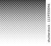 linear halftone pattern.... | Shutterstock .eps vector #1119550046