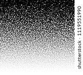 random circles  pointillist ... | Shutterstock .eps vector #1119551990
