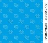 retro recorder pattern vector...   Shutterstock .eps vector #1119552779