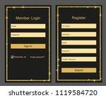 vector registration and login...