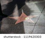 los angeles  california january ... | Shutterstock . vector #1119620303