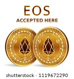 eos. accepted sign emblem....   Shutterstock .eps vector #1119672290