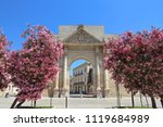 lecce  italy   city in salento... | Shutterstock . vector #1119684989