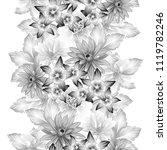 abstract elegance seamless... | Shutterstock .eps vector #1119782246