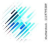 vintage halftone color texture... | Shutterstock .eps vector #1119795389