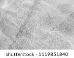 full frame abstract netting... | Shutterstock . vector #1119851840