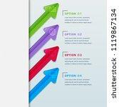 presentation business...   Shutterstock .eps vector #1119867134