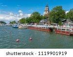 naantali  finland   23 6 2018 ... | Shutterstock . vector #1119901919