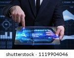 business  technology  internet...   Shutterstock . vector #1119904046
