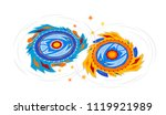 collective image of the... | Shutterstock .eps vector #1119921989