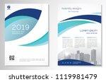 template vector design for... | Shutterstock .eps vector #1119981479