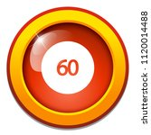 rotate 60 degrees angles icon ...