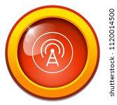 wifi icon   satellite tv or... | Shutterstock .eps vector #1120014500