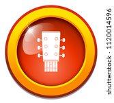 vector acoustic guitar   icon ...   Shutterstock .eps vector #1120014596