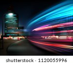 vector image of colorful light... | Shutterstock .eps vector #1120055996