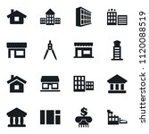 set of simple vector isolated... | Shutterstock .eps vector #1120088519