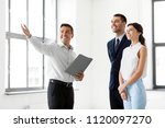 real estate business  sale and... | Shutterstock . vector #1120097270