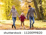 family  season and people... | Shutterstock . vector #1120099820