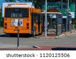 sottomarina  italy   june  6 ... | Shutterstock . vector #1120125506