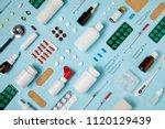 full frame shot of composed... | Shutterstock . vector #1120129439
