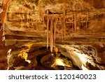 The Natural Bridge Caverns Are...