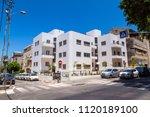 tel aviv yafo  israel   june 9  ... | Shutterstock . vector #1120189100