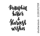 """quote  """"pumpkin kisses and... 