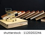 Books With Trolley Symbol Of...