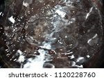 the texture of the water.... | Shutterstock . vector #1120228760