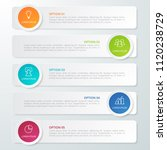 infographic template for... | Shutterstock .eps vector #1120238729