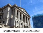 bank of england   architecture... | Shutterstock . vector #1120263350
