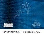choose the best brand... | Shutterstock . vector #1120312739
